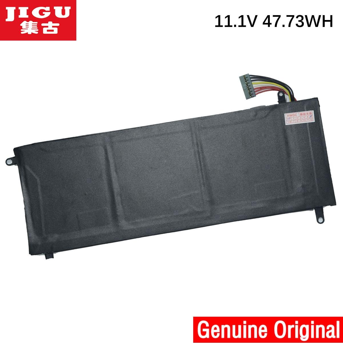 JIGU New 11.1V 4300mAh 47.73Wh Laptop Battery GNC-C30 for GIGABYTE U2442 U24F P34G V2 High Quality jigu high quality 6 cell laptop battery as10b51 as10b3e as10b5e for acer aspire 3820tg 4820t 4820tg 5820t 5820tg