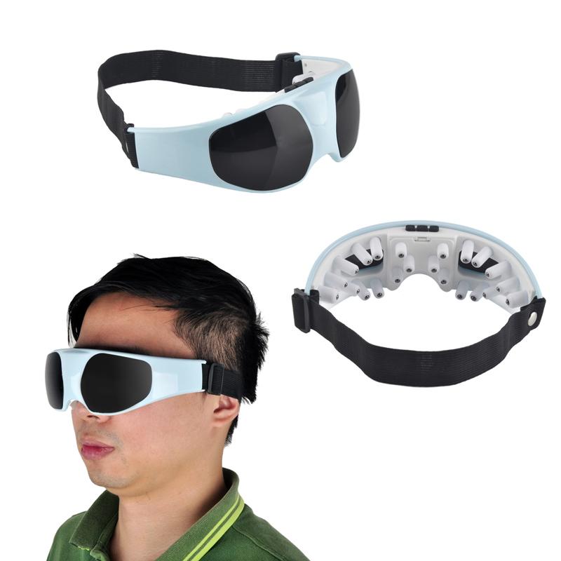 Dispositivo de Masaje de Ojos Masaje Instrumento Instrumento de Protección Ocular Ir Negro Ojo Contra la Miopía de Alta Calidad