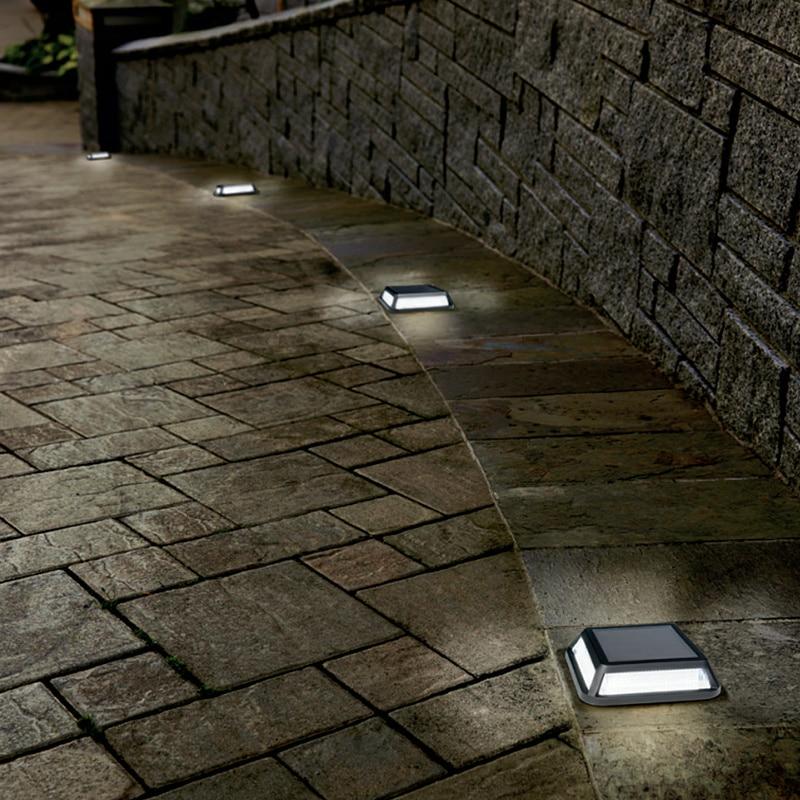 Lampe Exterieur Solaire 12 4cm Solar Power Led Outdoor