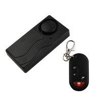 Practical 433MHZ Wireless Remote Control Vibration Alarm Sensor Door Window Home House Security Sensor Detector Easy