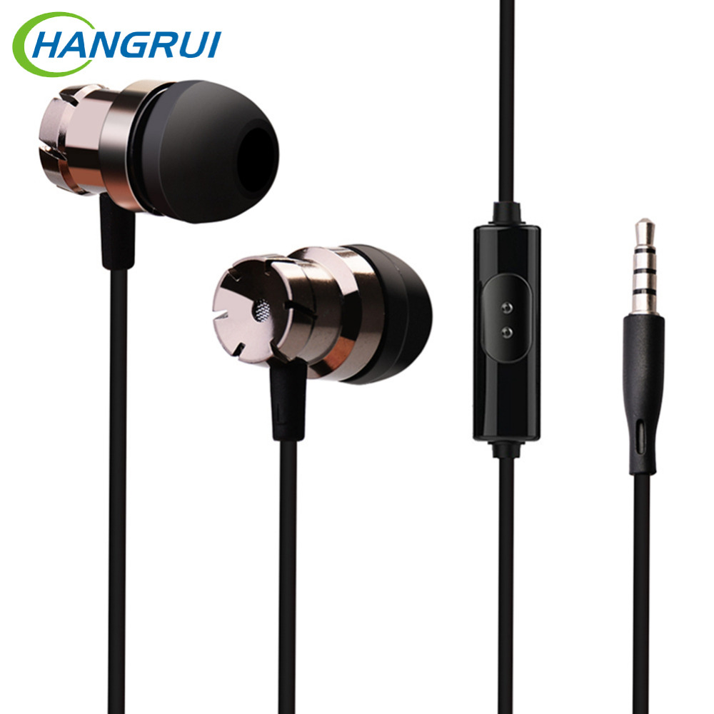 3.5mm In-Ear Turbo Design Earphones Metal Earbuds Stereo Super Bass Headset Handsfree With Mic for iPhone 6s Xiaomi mi earphones hot sale original langsdom jm21 stereo earphones 3 5mm in ear earbuds super bass headset handsfree with mic for xiaomi redmi page 5