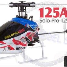Nine Eagles SOLO PRO 125 6CH Flybarless микровертолет с общим связь с управлением от первого лица