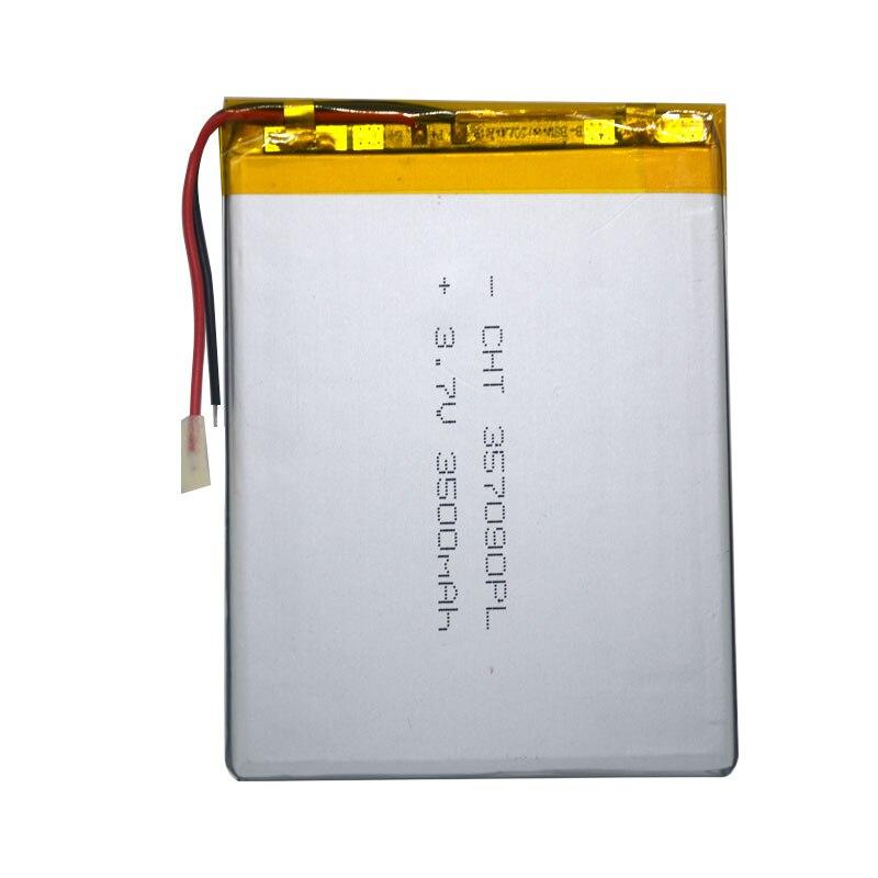 7 pulgadas tableta universal 3.7v 3500mAh batería de polímero de - Accesorios para tablets - foto 2