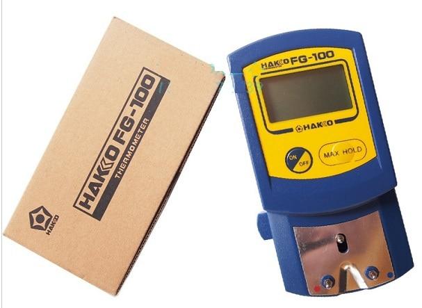 buy thermocouple type k hakko fg 100 soldering iron tip temperature test. Black Bedroom Furniture Sets. Home Design Ideas