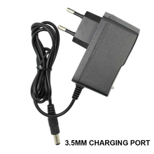1 Piece Brand New WasaFire 3.5mm Direct Charger for Flashlight Headlamp High Quality EU Charger For Led Head Lamp