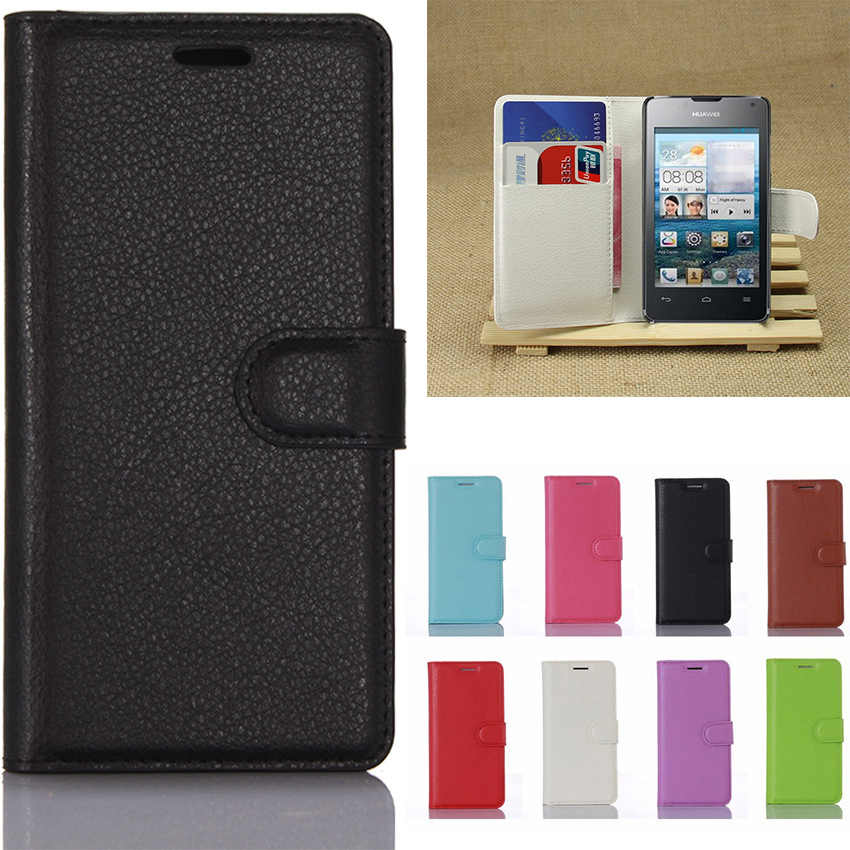 Luxury Stand Wallet Flip Leather Cover for Huawei Ascend Y300 U8833 huawei y300 Phone Case with Card Holder Fundas Coque Capa