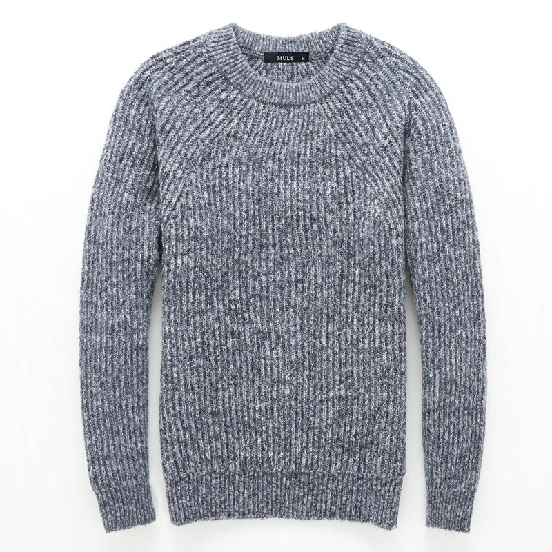 2019 Autumn Male Female Dress Knitwear Sweater Men Pullovers Thick Winter Warm Sweater Jumpers Women Plus Size 4XL