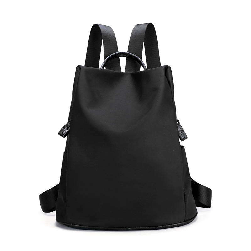 ФОТО 2017 Preppy Style Nylon Women Backpacks Casual Travel Women School Bag Large Capacity Backpack