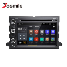 2 din Android 8,1 автомобиль радио для Ford Escape Ford F150 F250 Fusion Mustang экспедиция проводник 2005 2007 2008 DVD gps навигации
