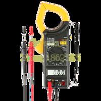 Mastech MS266C 2000 Counts 1000A AC Digital Clamp Multimeter AC/DC Voltmeter with Resistance, Temperature, Diode Measurement