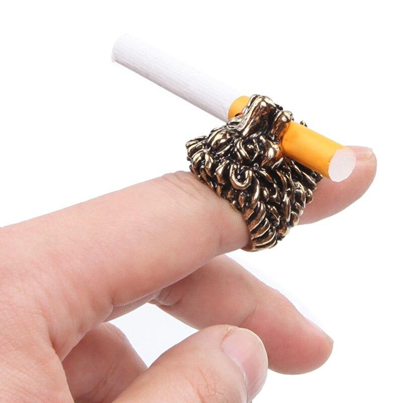 колечки из сигарет картинки