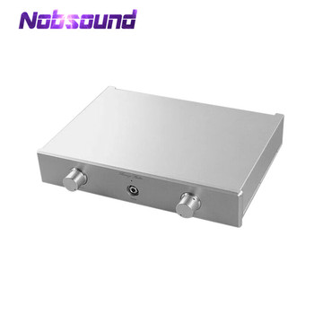 Pre-Amplifier/Headphone Amp/DAC CNC Aluminum Chassis Cabinet Case Enclosure Box