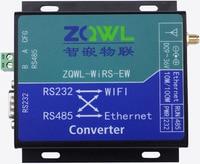 WIFI Seriellen Port-Server/2 Serielle Port Transfer Netzwerk zu Serial Port 485 232/Modbus TCP/RTU
