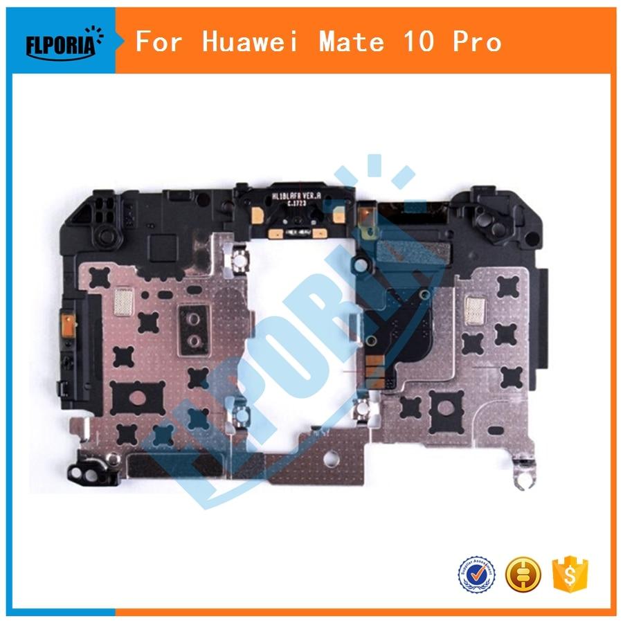 FLPORIA pour Huawei Mate 10 Pro carte mère couverture Flex câble pièces de rechange