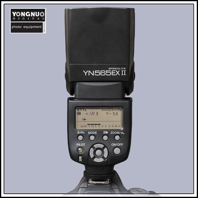 Yongnuo YN 565EX II C YN565EX C II Wireless TTL Flash Speedlite For Canon Cameras 500D 550D 600D 700D 650D 1000D 1100D yongnuo flash speedlite wireless transmitter yn e3 rt for canon cameras compatible with yn600ex rt as st e3 rt