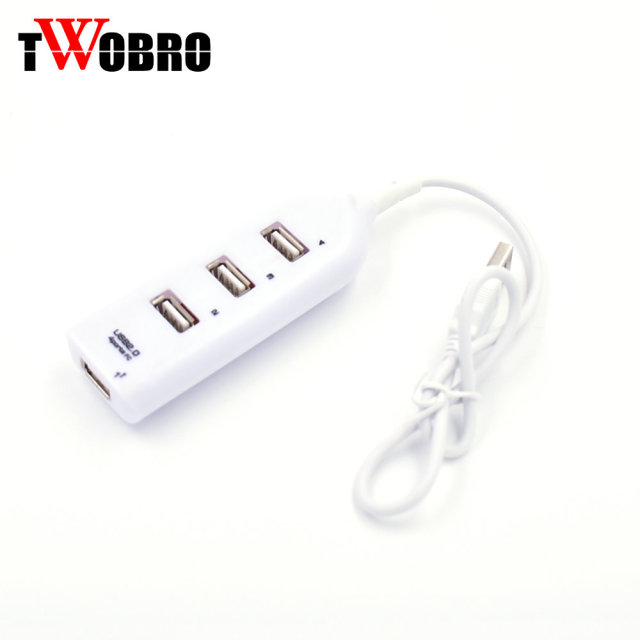 4 Port hub USB multiple USB Converter Adapter for Laptop PC