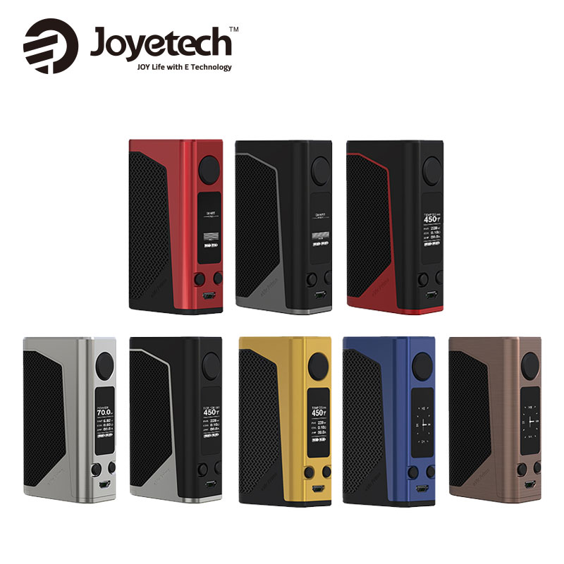 Clearance Original Joyetech EVic Primo 2.0 228W TC Box MOD Max 228W Output No 18650 Battery Box Mod Huge Power 2.0 Evic Vs GEN3