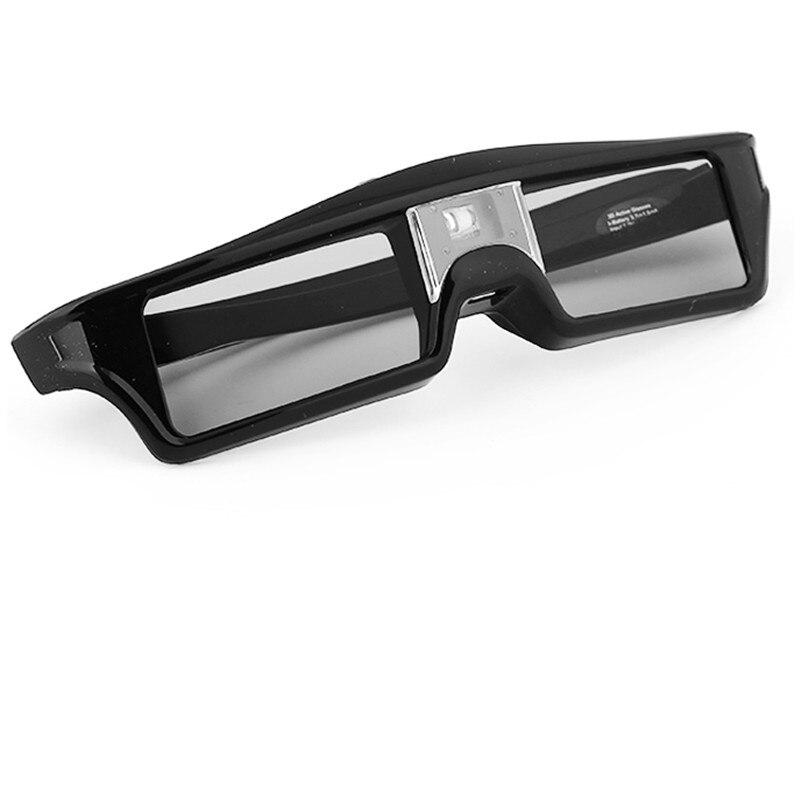 Professional Universal Classical 3D <font><b>Glasses</b></font> DLP LINK <font><b>Shutter</b></font> <font><b>Active</b></font> Lens VR For XGIMI Universal Video Movie Games <font><b>Anaglyph</b></font>