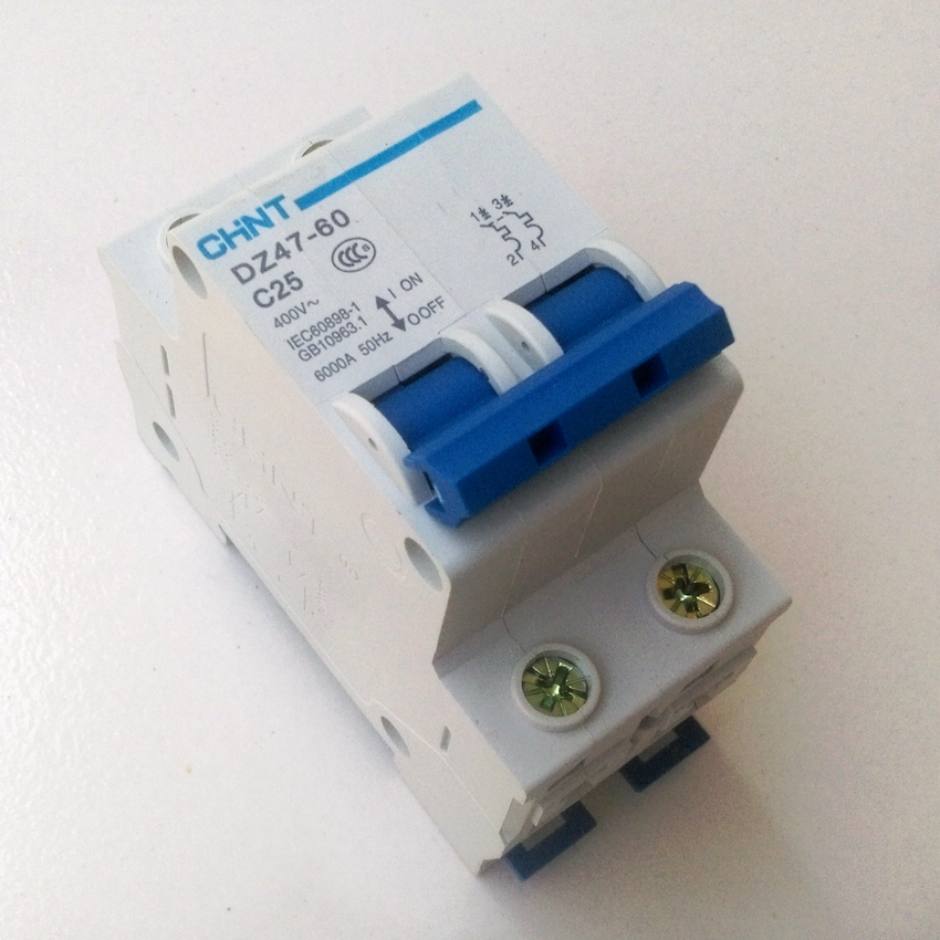 Chint Miniature Circuit Breakers Mcbs Nb1 Expertelectricalcouk