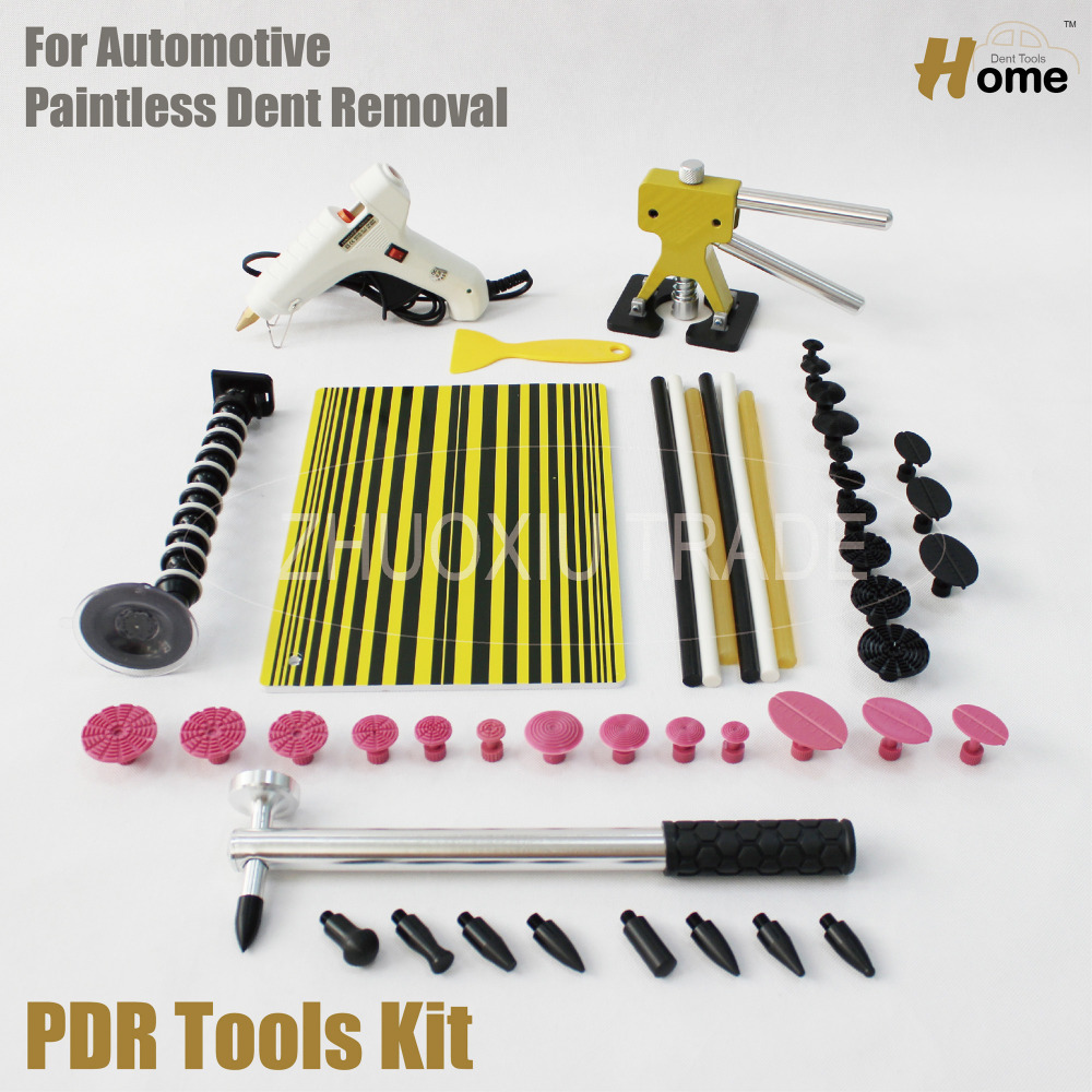 Paintless Dent Repair Tools/Dent Lifter/Glue Puller/Auto Body Dent Repair PDR Tools PDR-331  цены