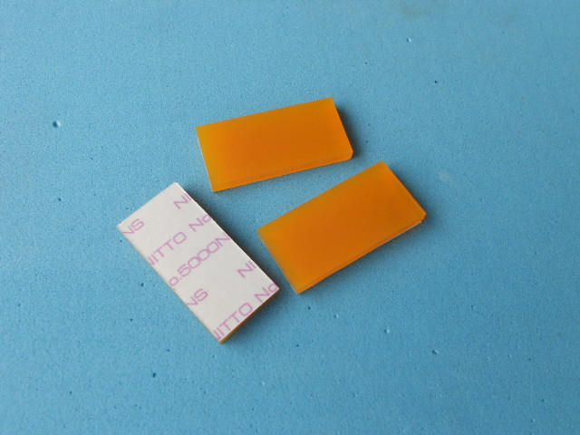 New  Stripper Pad 019-11833  Or 030-21340 Fit For Duplicator   RISO RZ RV RP FR GR  HC5500  FREE SHIPPING