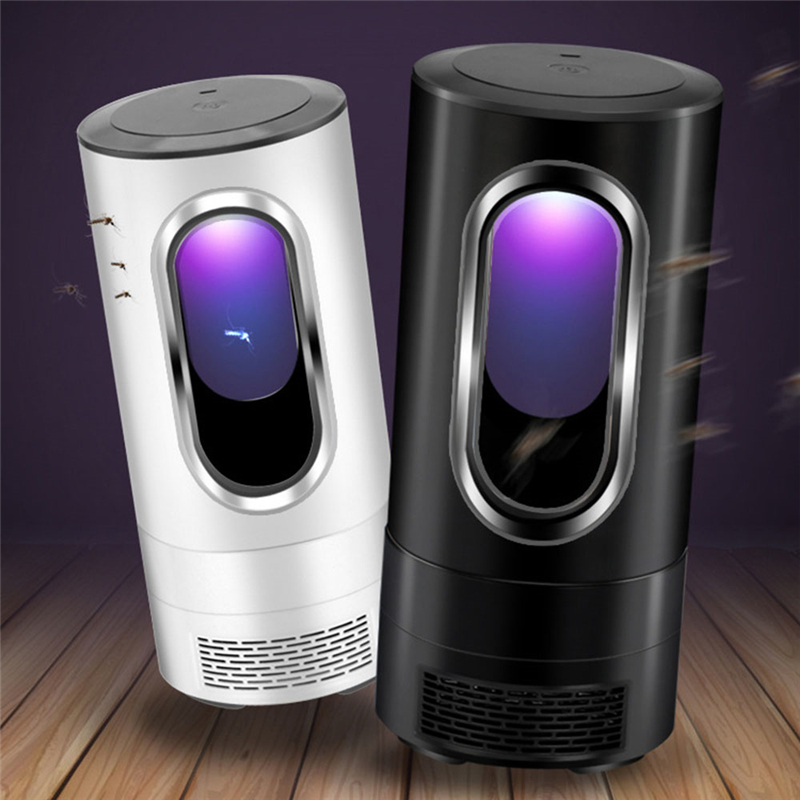 2019 Smart Home Home Automation Intelligent Highly Efficiency Electric Fly Bug Zapper Insect LED Light Trap Pest Control Lamp