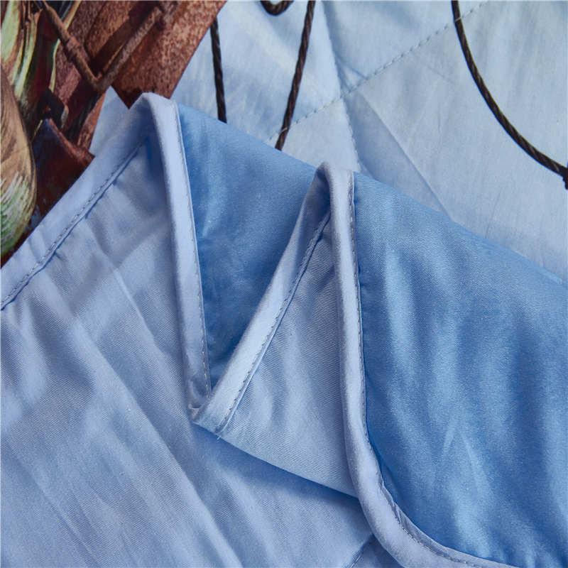 Disney Authentic McQueen Blanket Duvets Bedding Cotton Covers Children's Baby Kids Bedroom Decor 150*200cm and 200*230cm - 4