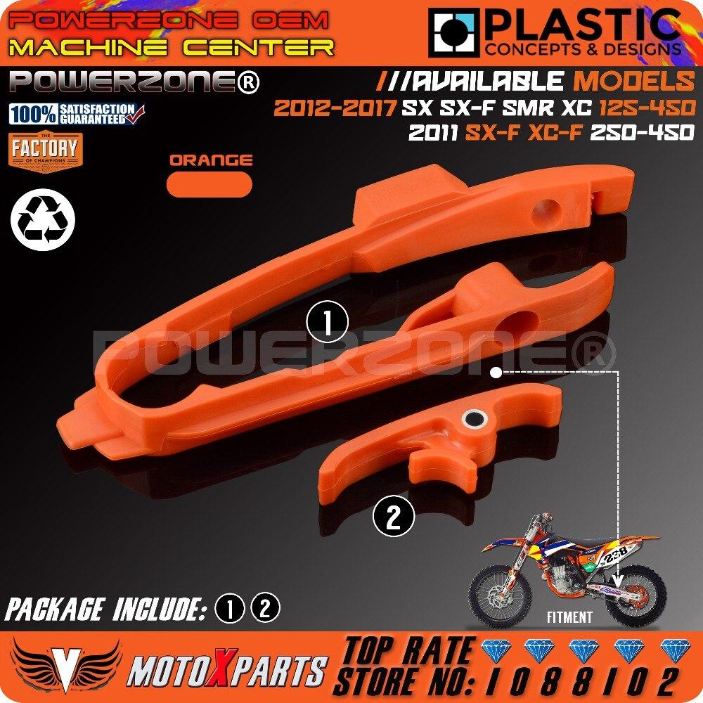 Chain Slider Sliding Swingarm Guard Guide Kit For KTM 125 150 250 350 450 SX/SX-F/SMR/XC 2012-2015 16 MX Enduro Motorcycle аксессуар mega sx 150