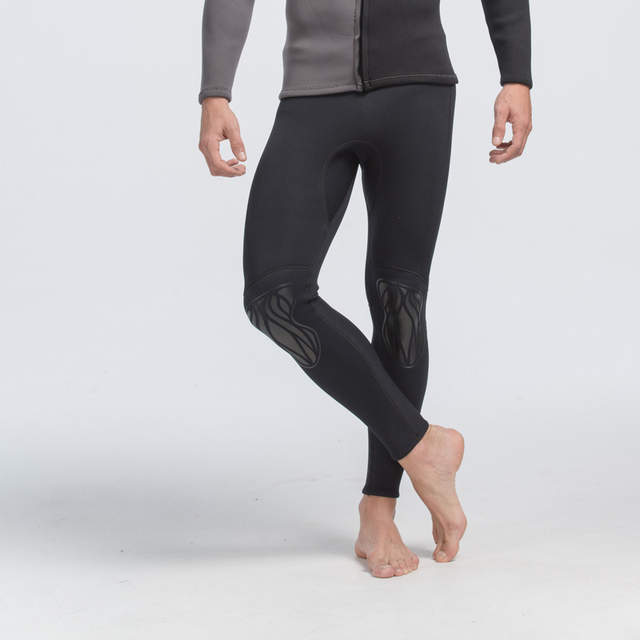 9265a5c3b10 placeholder 3mm Neprene Wetsuit Pants Black Color Men s Tights for Diving  Surfing Snorkeling Spring Winter Autumn Bottom