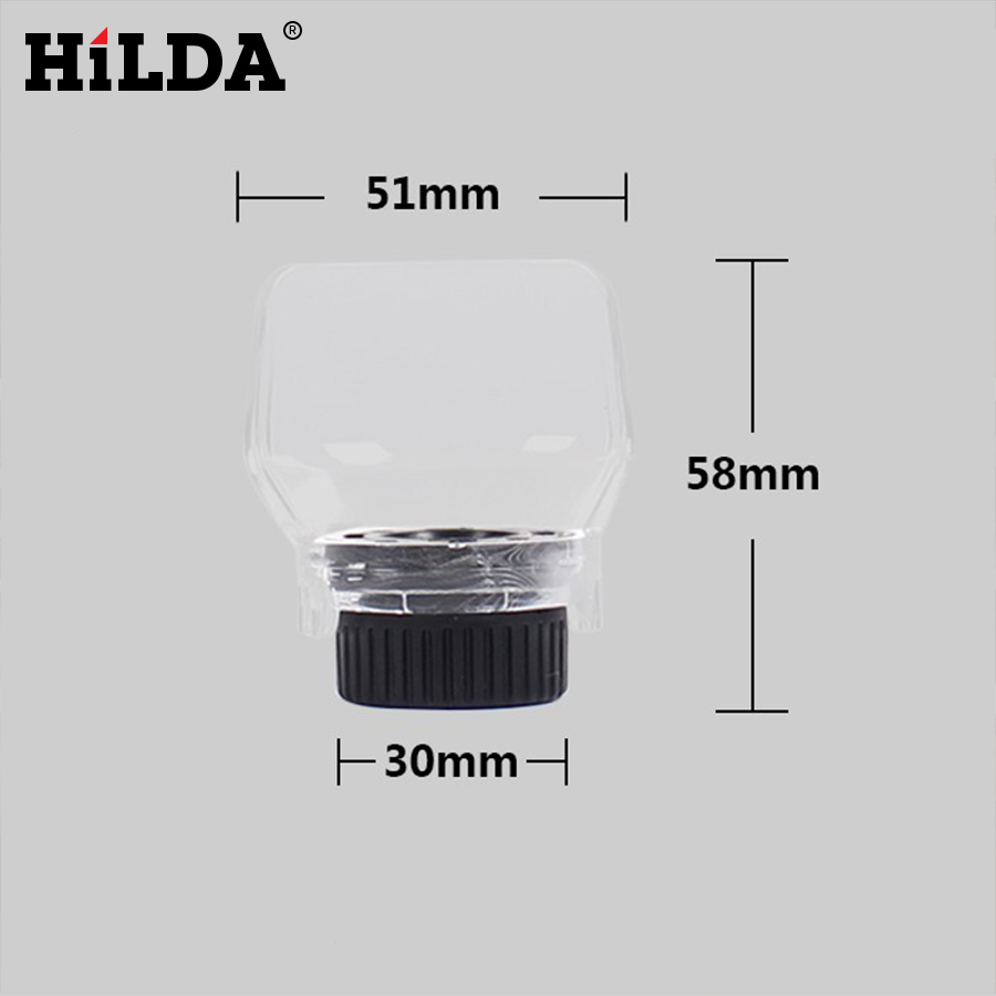 Image 2 - HILDA 1 PCS New Shield Rotary Tool Attachment Accessories A550 For Mini Drill Mini Grinder Cover Case Dremel tools Accessory-in Abrasive Tools from Tools