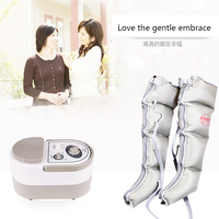 Elderly Pneumatic Leg Massager Kneading Foot Leg Massage Instrument Electric Air Wave Pressure Physiotherapy Massage