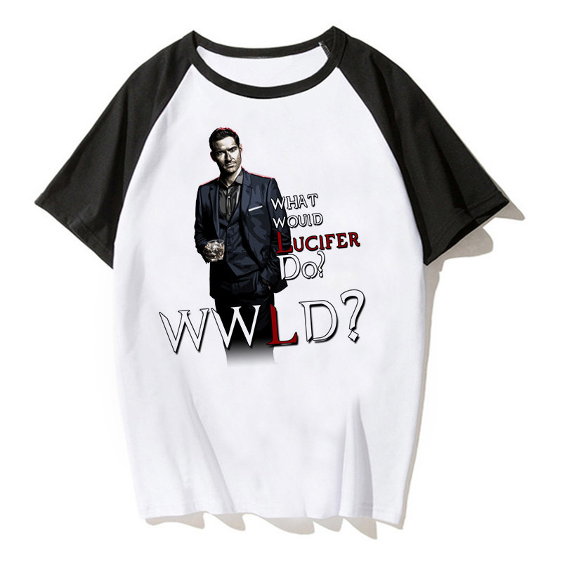 Bluza z kapturem lucyfer przejdź do Lux z bluzami lucyfera białe modne bluzy z kapturem damskie XXL z długim rękawem z nadrukiem Streetwear pulower z
