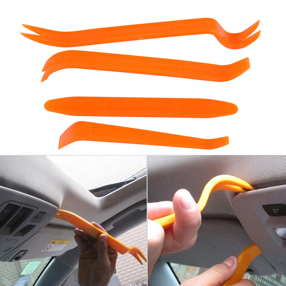 Car-styling tool Car Accessories Radio Stereo Install Door Trim Dash Panel Removal Pry Repair Tool Kit Door Panel Removal Tools