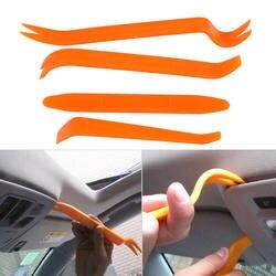 Автомобильный-Стайлинг Инструмент автомобильные аксессуары Радио стерео установка двери Обшивка Дэш удаление панели Прай ремонт