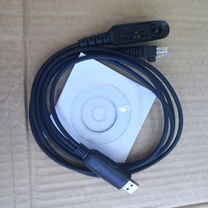 Image 1 - Многофункциональный USB Кабель для программирования 2 в 1, для рации motorola gp328,gp338,gp340, PRO5150, GM338,GM3188 и т. д.