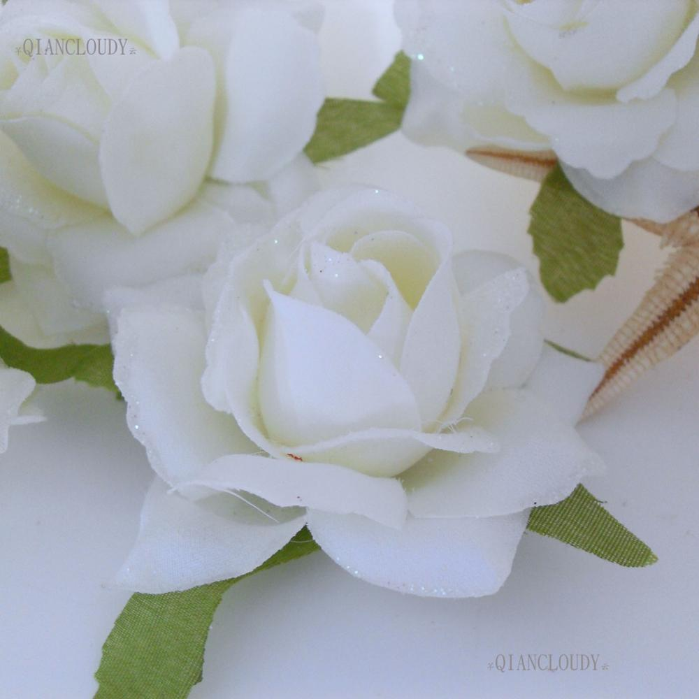 Buy Silk Flowers For Hair Clips And Get Free Shipping On Aliexpress