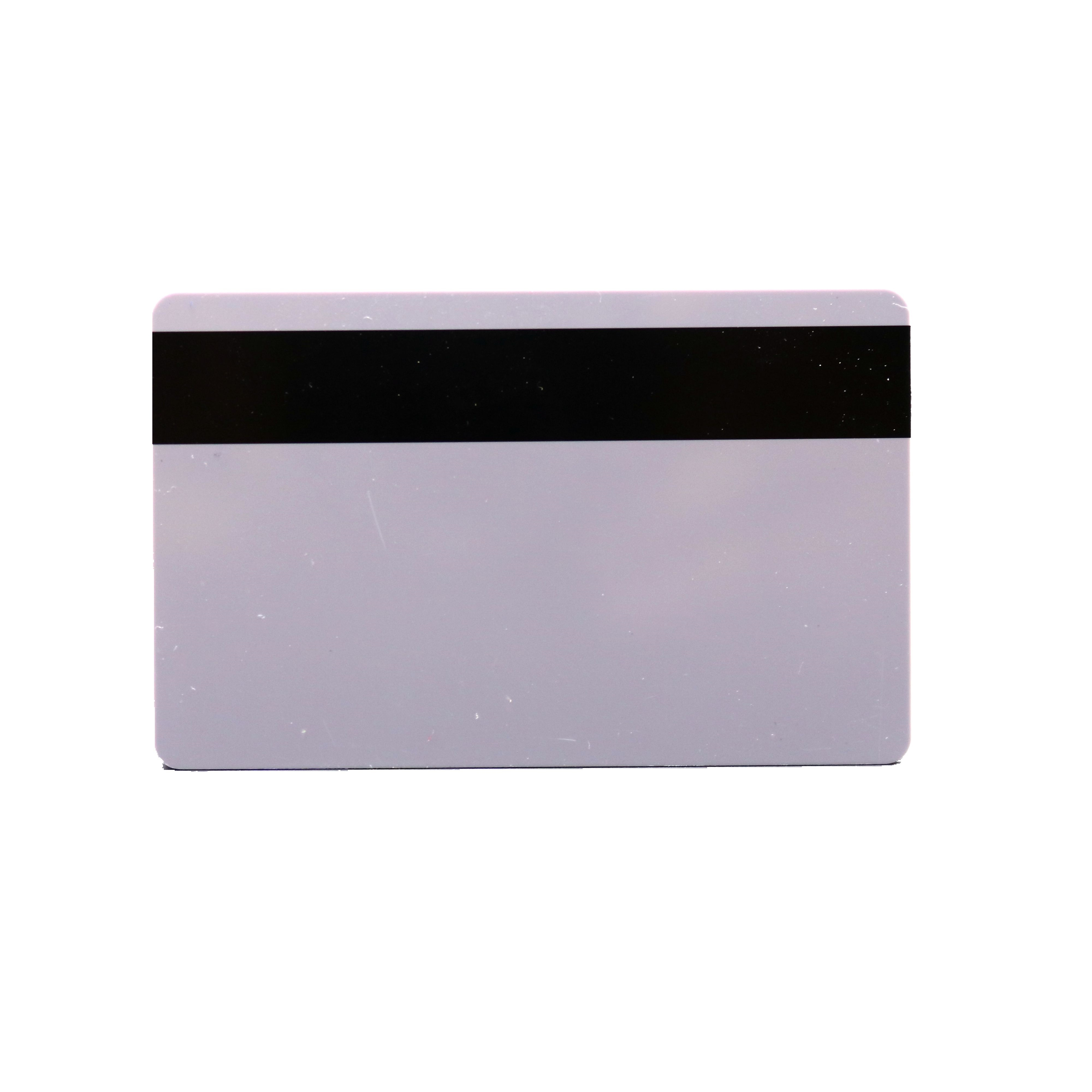 Image 2 - Blank PVC Magnetic Stripe Card 2750 OE Hi Co 3 Track Magnetic Card Support High Resistance-in Access Control Cards from Security & Protection