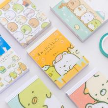 Sumikko Gurashi Cartoon DIY Soft Cover Mini Notebook Diary Pocket Notepad Promotional Gift Stationery