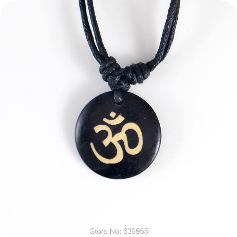 Online shop aum om ohm hindu buddhist hinduism yoga india yak bone online shop aum om ohm hindu buddhist hinduism yoga india yak bone carving pendant necklace amulet lucky gift tribal fashion jewelry aliexpress mobile mozeypictures Image collections
