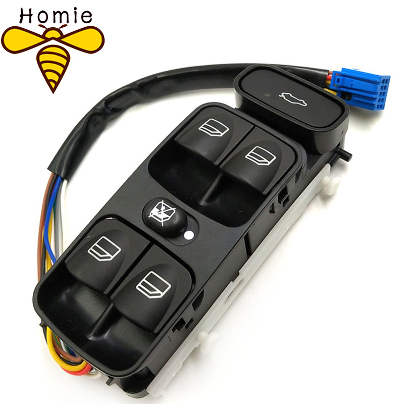 Fast Send A2038200110 NEW Power Control Window Switch For Mercedes C CLASS <font><b>W203</b></font> C180 <font><b>C200</b></font> C220 2038210679 A2038210679 image