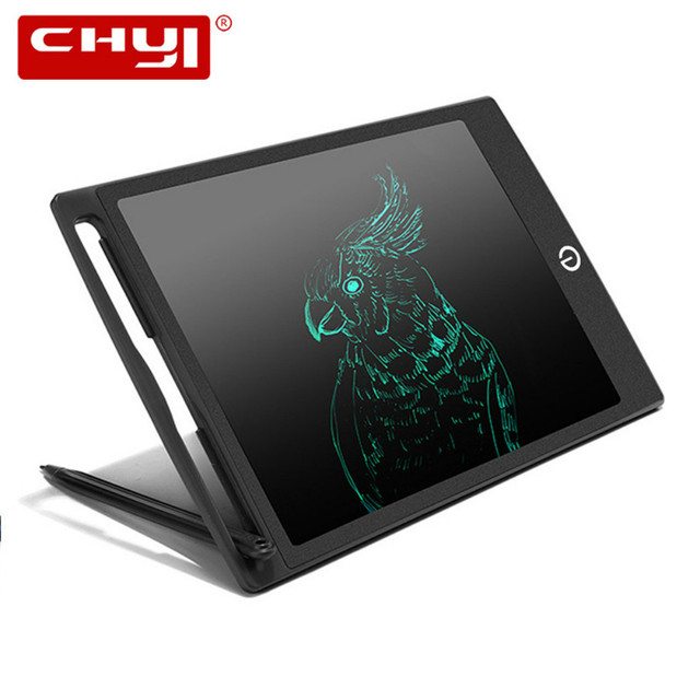 Lcd Writing Tablet Erase Drawing Tablets Electronic Paperless Lcd