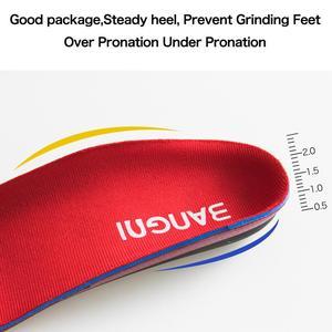 Image 4 - 3ANGNI Orthotic Arch Support Shoe Insert Orthopedic Mild/Moderate Flat Feet insole Heel Pain Plantar Fasciitis Men Woman