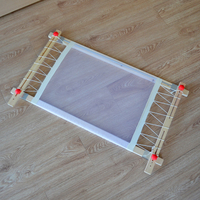Professional solid wood embroidery frame,embroidery hoop wood,sewing accessories,