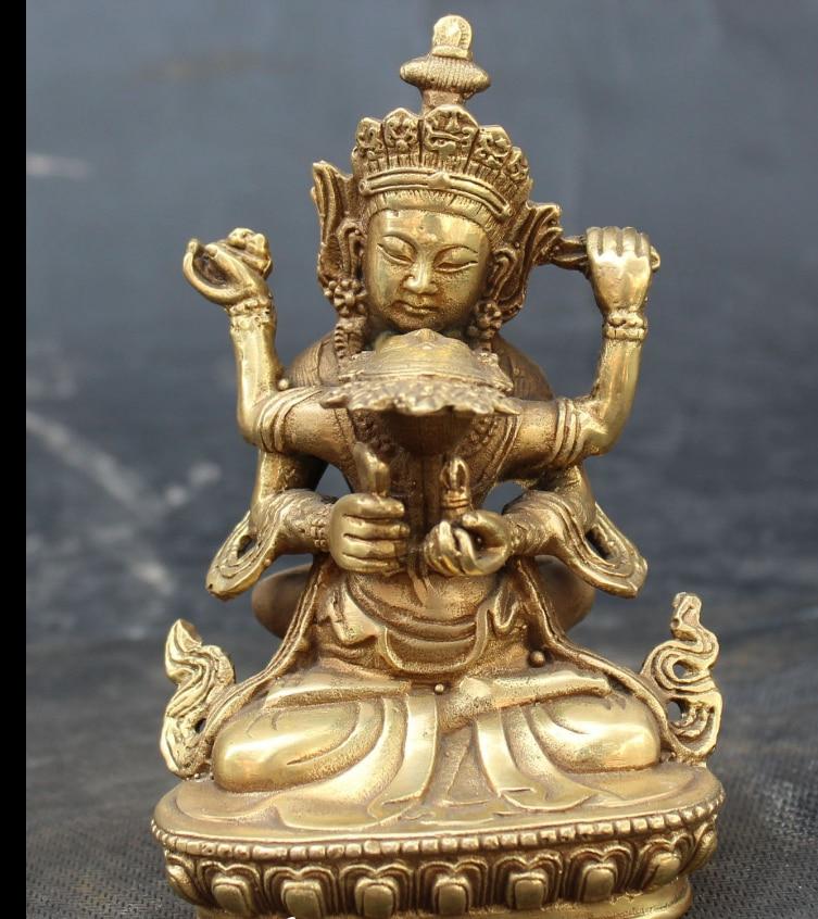 zhmui88002730<+Tibetan Buddhism Bronze Seat Mandkesvara Yab-Yum Happy Tantra Buddha Statue statue