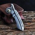 925 Prata Esterlina Penas Genuíno Ponto de re-gravado Takahashi Goro S Ko Lang Ouro Voar Águia Pingente de Prata Tailandesa pingente
