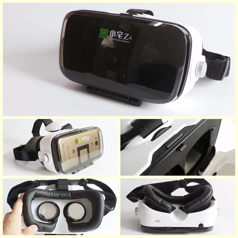 BOBOVR Z4 MINI 3D VR Virtual Reality GLASSES (2)