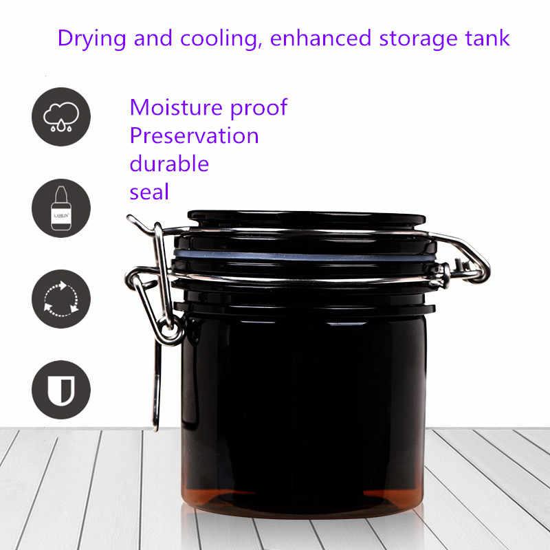 Zwellbe емкость для хранения клея для ресниц индивидуальная клейкая Подставка для наращивания ресниц активированная герметичная банка для хранения контейнер инструмент для макияжа