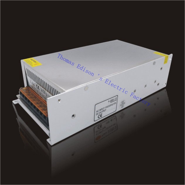 DMWD Switching Power Supply 800w 24v 33A  input AC110 or 220V For Strip Lamps power suply voltage transformer dmwd switching power supply 40a power
