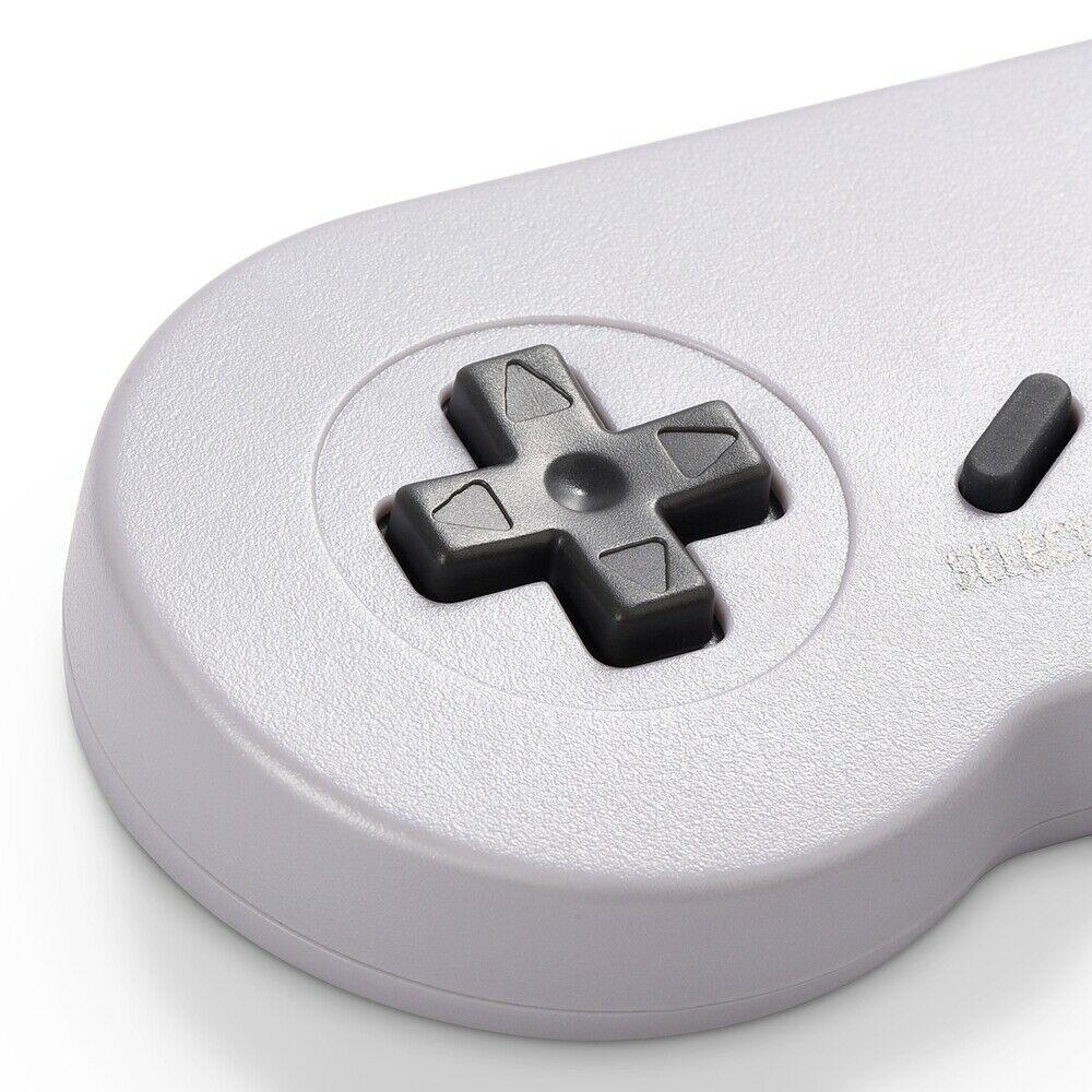 Wireless Gamepad game controller joypad joystick SNES 2.4G for Nintendo classic MINI game accessoires (4)
