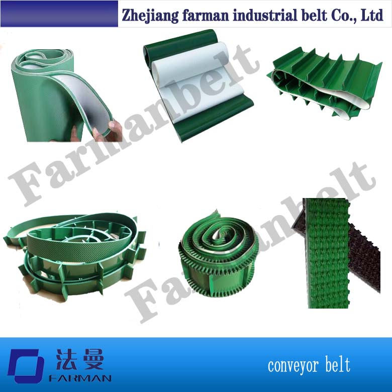 Tpu Material High Quality Competitive Price Steel Cord Open Ended Pu T Type Industrial Timing Belt the new high quality imported green cowboy training cow matador thrilling backdrop of competitive entrance papeles